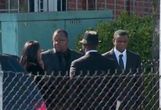 Γιατί αποχώρησε ο Μπόμπι Μπράουν από την κηδεία της Γουίτνεϊ Χιούστον; [βίντεο]
