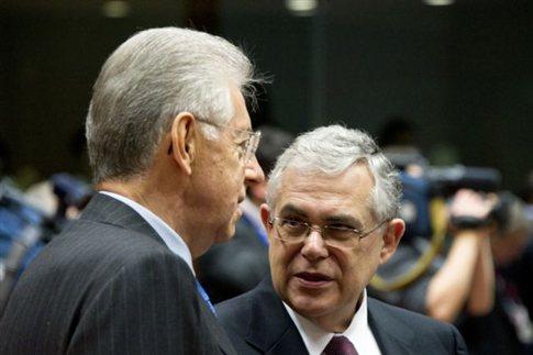 Στις Βρυξέλλες o πρωθυπουργός Λ.Παπαδήμος για το κρίσιμο Eurogroup