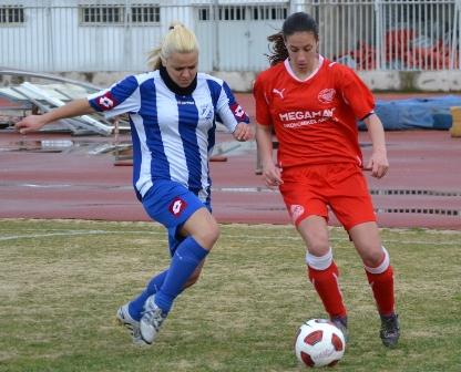 Ισοπαλία  2-2 για την ομάδα  του Βόλος 2004