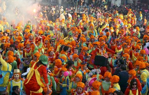 Πλούσιες εκδηλώσεις Καρναβαλιού στο Δήμο Ρήγα Φεραίου