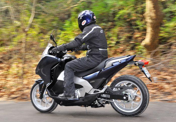 Πρώτη Δοκιμή: Honda Integra