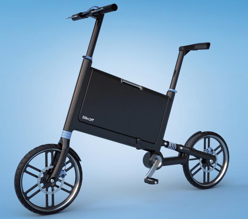 Ποδήλατο Χαρτοφύλακας!