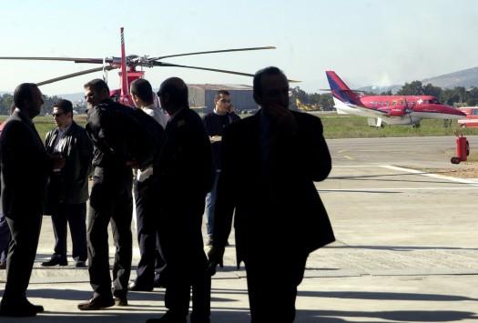 """Αρχισμηνίας έβαλε """"χέρι"""" στο ταμείο της αεροπορικής βάσης της Ελευσίνας"""