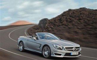 Η ισχυρότερη Mercedes της γκάμας των SL
