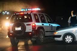 Λάρισα:Αγνωστοι γάζωσαν με σφαίρες αυτοκίνητο αστυνομικού