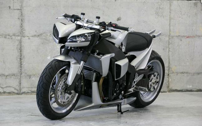 Yamaha FZR Prototype