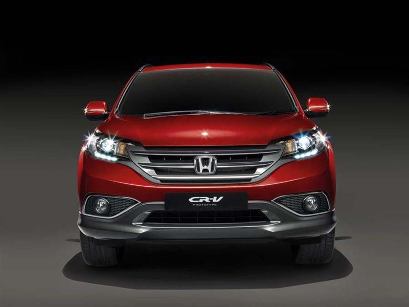 Εκθεση Γενεύης 2012: Honda CR-V