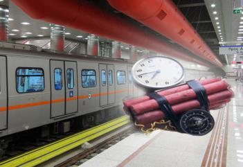 Ανάληψη ευθύνης για τη βόμβα στο Μετρό