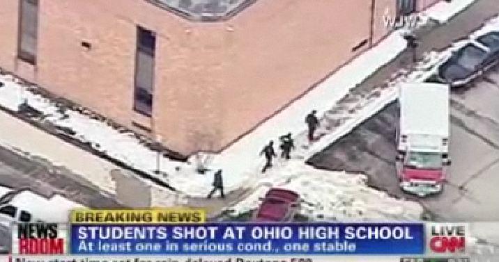Μακελειό σε σχολείο στο Οχάιο