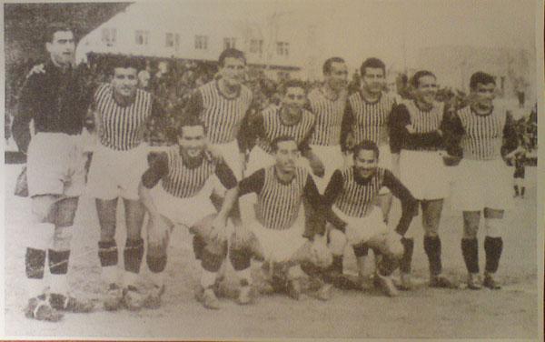 Συναντήσεις των ποδοσφαιρικών συλλόγων του Βόλου (1930 - 1940)με ομάδες της Αθήνας και του Πειραιά