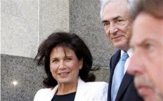 «Φέσι» 18.000 δολαρίων από το ζεύγος Στρος Καν