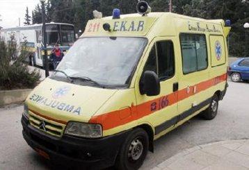 Τροχαίο ατύχημα με τραυματισμό στο Βόλο