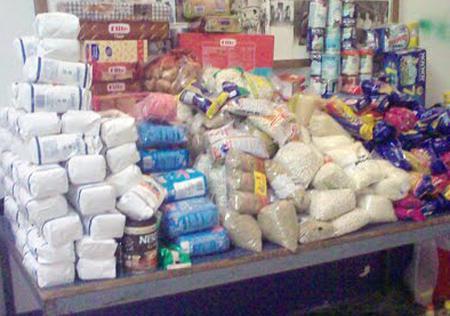 Οι αιτήσεις για διανομή τροφίμων στους Τρίτεκνους