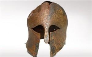 Μυστήριο με κράνος Έλληνα πολεμιστή ηλικίας 2.600 ετών