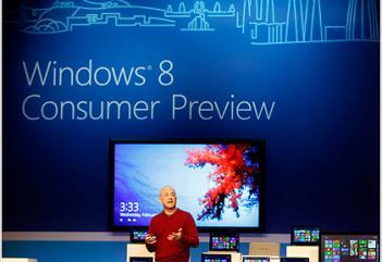 Διαθέσιμη στο διαδίκτυο η έκδοση Windows 8
