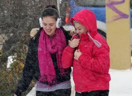 Ο παγετός έκλεισε τα σχολεία στο Πήλιο