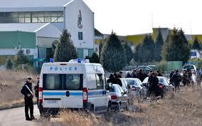 Ποινική δίωξη στον 52χρονο που εισέβαλε στο εργοστάσιο «Helesi»