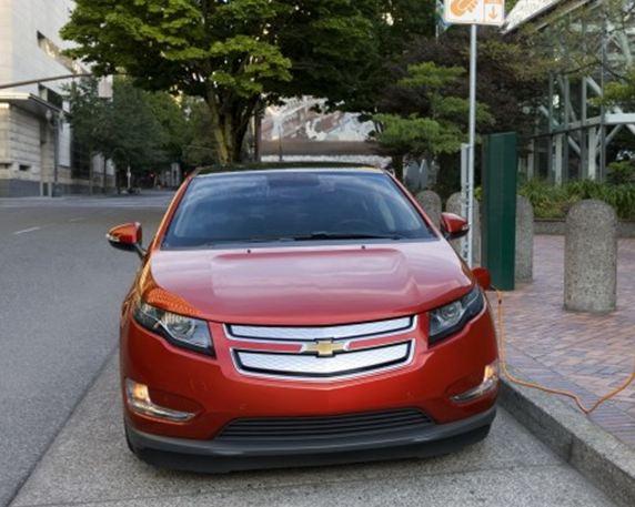 Η GM διακόπτει την παραγωγή του Volt για 5 εβδομάδες λόγω μειωμένης ζήτησης