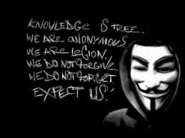Οι Anonymous ξαναχτύπησαν