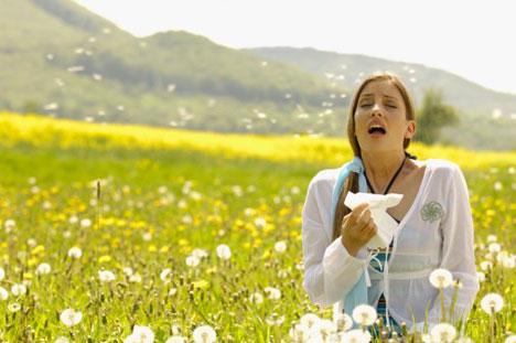 Αντιμετωπίστε τις αλλεργίες της άνοιξης