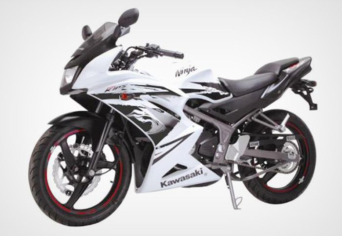 Νέο Kawasaki Ninja 150RR