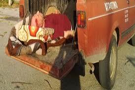 Θύμα τροχαίου μεταφέρθηκε στο Κέντρο Υγείας με… αγροτικό!