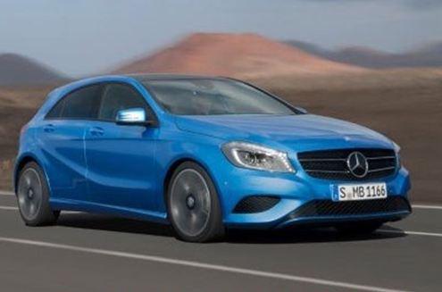 Οι πρώτες εικόνες από τη Mercedes A Class