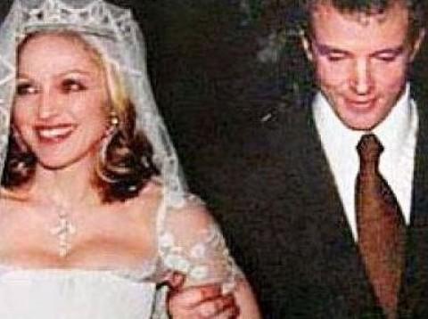 Η Madonna «θάβει» τον Guy Ritchie!