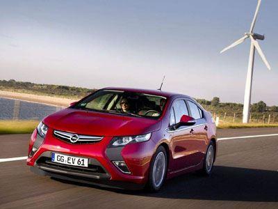 Αυτοκίνητο της χρονιάς το Opel Ampera - Chevrolet Volt