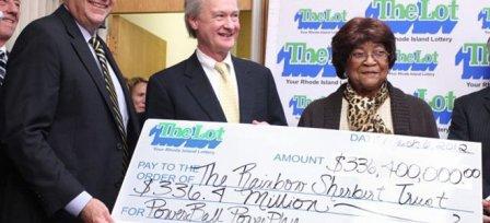 Ο Θεός βοήθησε 81χρονη να κερδίσει το τζακπότ