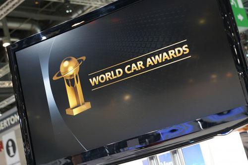 Oι τελικοί 3 υποψήφιοι του World, Green και Performance Car of the Year 2012