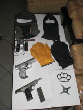 Στα χέρια της αστυνομίας αρχηγός της σπείρας!Είχαν διαπράξει δεκάδες ληστείες και φόνο!