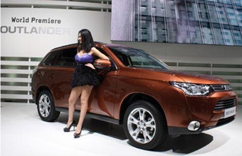 Άγνωστο εάν θα εισαχθεί στην Ελλάδα το νέο Mitsubishi Outlander