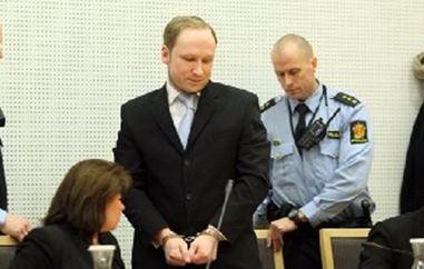 Κατάθεση στην αστυνομία έδωσε ο πατέρας του Aντερς Μπράιβικ