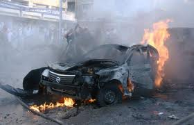 Καρδίτσα:Έκρηξη σε αυτοκίνητο επιχειρηματία!