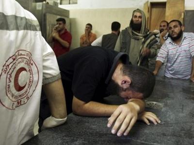 Γάζα: 4 νεκροί Παλαιστίνιοι από ισραηλινές αεροπορικές επιδρομές