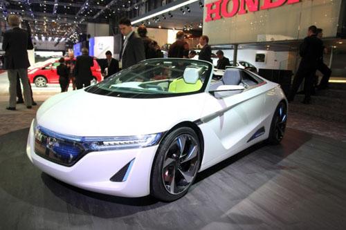 Honda EV-STER Concept, Jazz Si και Jazz 1.2