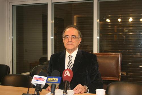 Κυκλώματα στα καύσιμα των Ενόπλων Δυνάμεων κατήγγειλε ο πρώην αντιπρόεδρος Γ. Σούρλας