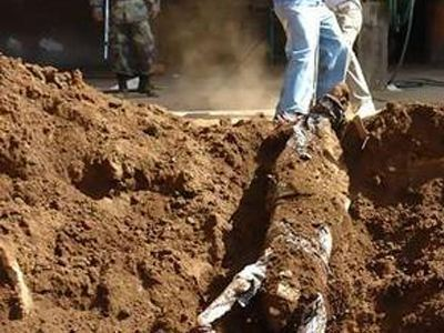 Μαζικός τάφος με πάνω από 150 σορούς στο Μεξικό
