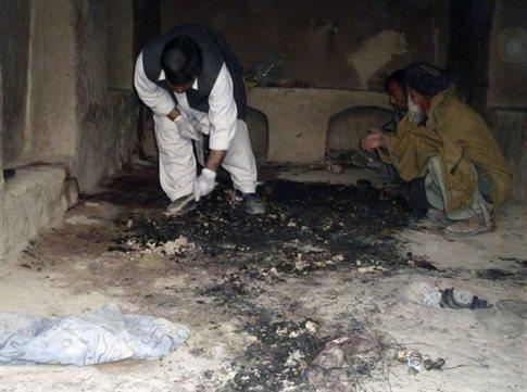 Δολοφονικό αμόκ Αμερικανού στρατιώτη στο Αφγανιστάν