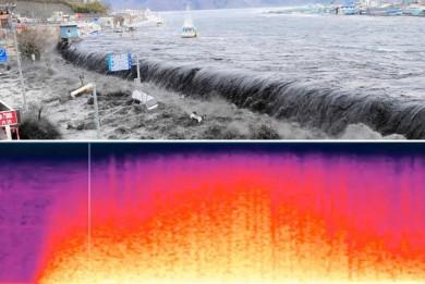 Ακούστε τον φονικό σεισμό 9 ρίχτερ που έπληξε την Ιαπωνία