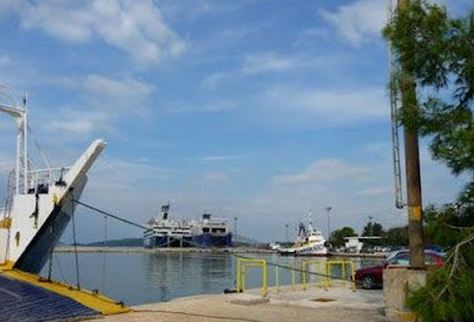 Video από τη μοιραία πτώση Ι.Χ. στο λιμάνι της Ηγουμενίτσας