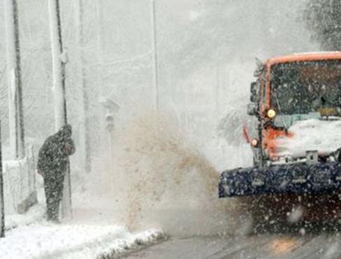 Χιόνια στην Αττική-Έκτακτο δελτίο καιρού