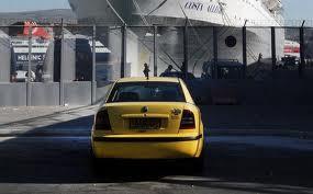 Ηγουμενίτσα:Ταξί έπεσε στο λιμάνι-Νεκρή 40χρονη επιβάτης!