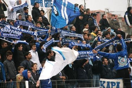 Blue Club: «Δίπλα στη Νίκη»