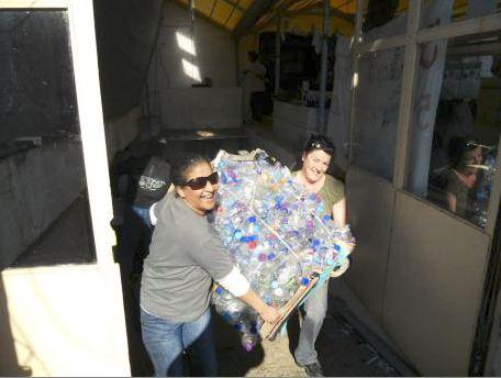 Ανακυκλώθηκαν 33 τόνοι πλαστικών στο νησί της Σκιάθου