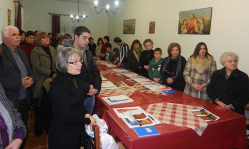Εγκαινιάστηκε η Σχολή Αγιογραφίας Ευξεινουπόλης