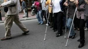 Χώρα των «μαϊμούδων» ανάπηρων και τυφλών η Ελλάδα!