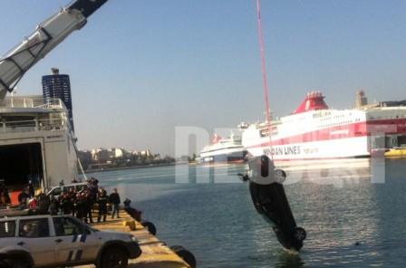 Βουτιά θανάτου για πατέρα 3 παιδιών στο λιμάνι του Πειραιά