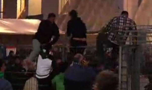 ΒΙΝΤΕΟ ΝΤΟΚΟΥΜΕΝΤΟ: Όποιος ήθελε έμπαινε και όποιος ήθελε έβγαινε χωρίς εισιτήριο στο ΟΑΚΑ